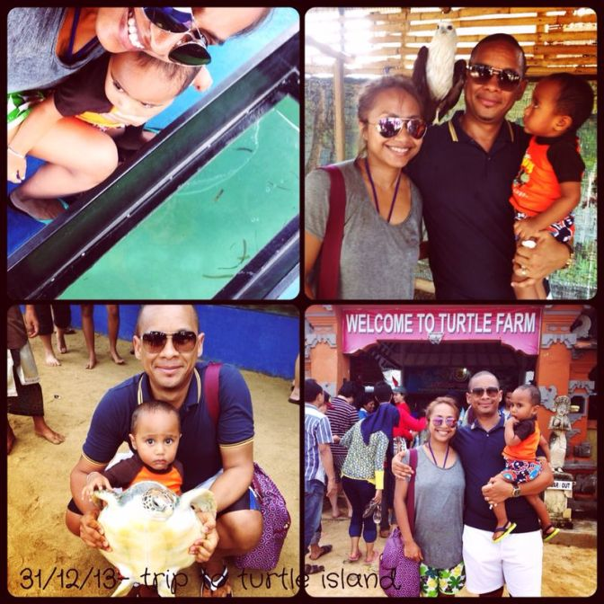Family Vacation in Bali, Indonesia