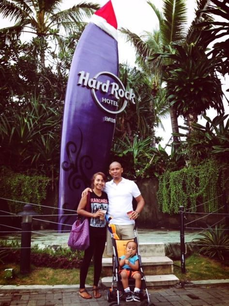 Hard Rock Cafe'-Bali
