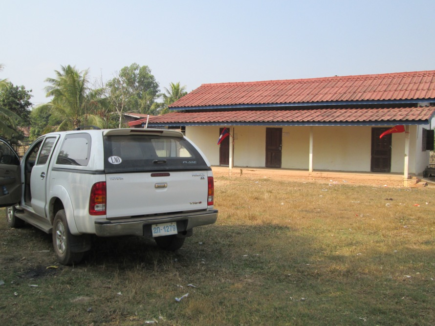 Office of the chief to meet with him and discuss about the steps to secure a second site from a local farmer.