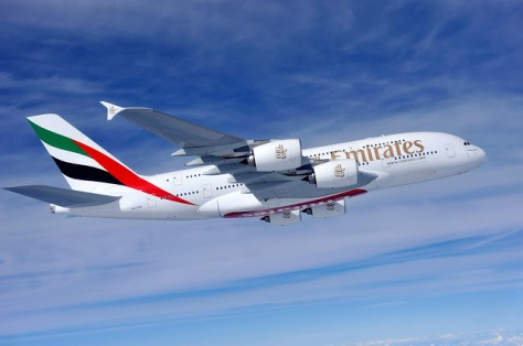 EK A380 Source: http://www.arabaviation.com/CountryBriefs/UAE/EmiratesAirlines/tabid/200/PageIndex/7/language/en-US/Default.aspx. Accessed:19/09/2014