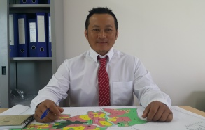 Anh Tan Huynh, Country Director - INDESEEM/Viet Nam